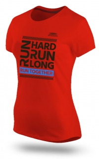 Run Hard Run Long Red (Female)